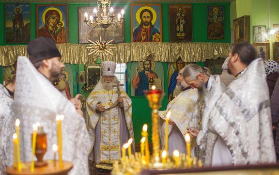 благочинный протоиерей Владимир ,Ефремов